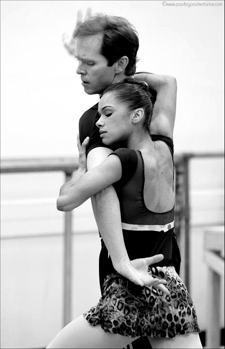 Misty Copeland, ABT and Charles Askegard
