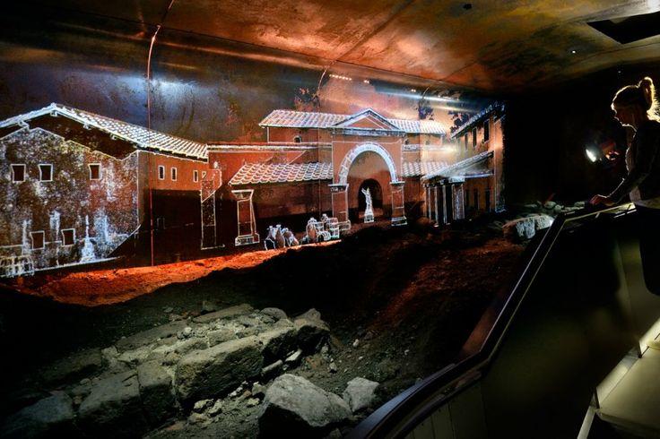 DOMunder (ondergrondse verhalen van 2000 jaar Domplein) - Domplein 4