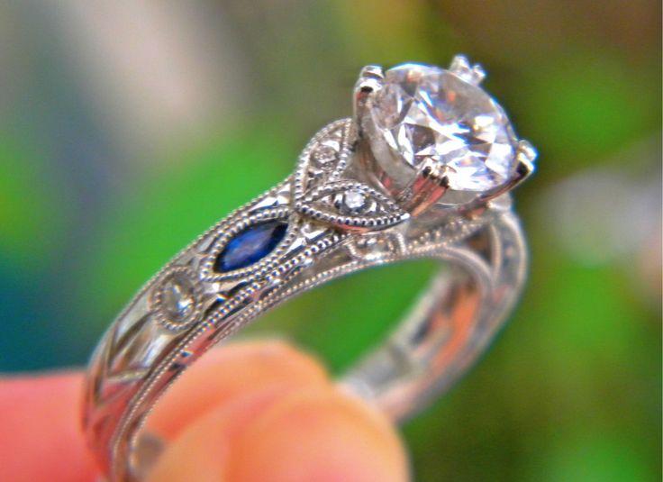 41 best Kirk Kara Engagement Rings images on Pinterest Kara