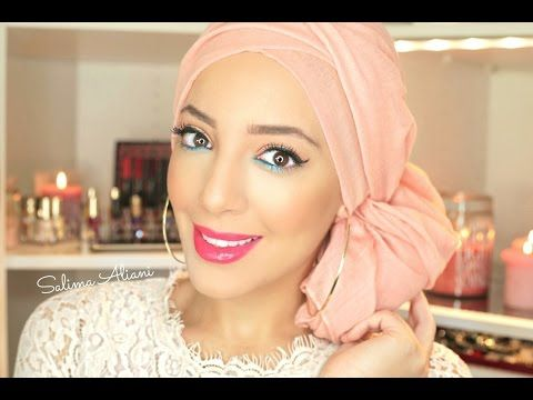 TUTO TURBAN AS REQUESTED | EASY TURBAN TUTORIAL | SALIMA LE VAUT BIEN - YouTube