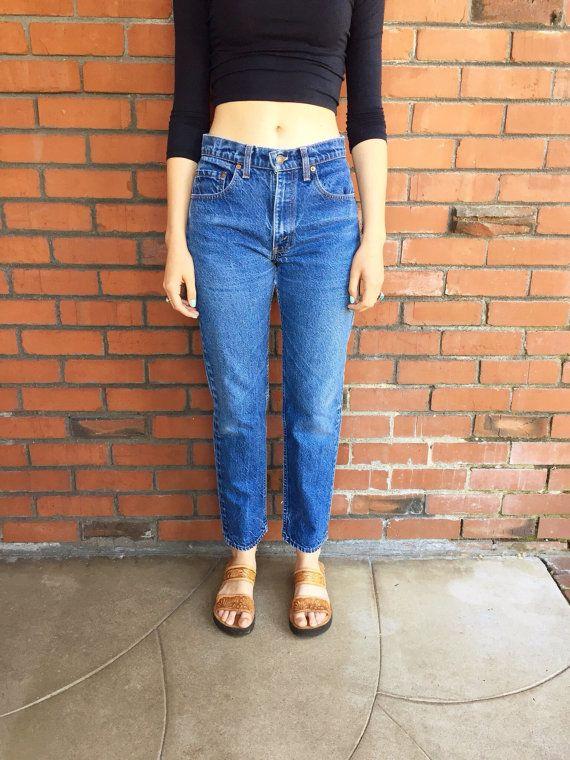 LEVIS 505 Jeans 28 Waist Vintage