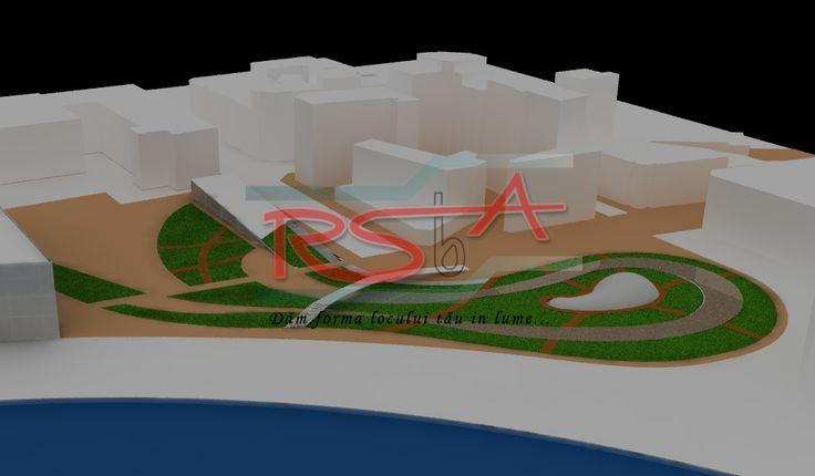 Amenajare Parc   RSbA - Birou de arhitectura http://rsba.ro