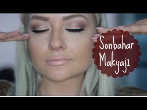 Sonbahar Makyajı - YouTube