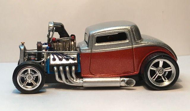 Hot Wheels '32 Ford Hot Rod by Toxic Kustomz | Custom Hot