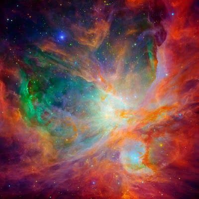 The Carina #Nebula. #space #astronomy