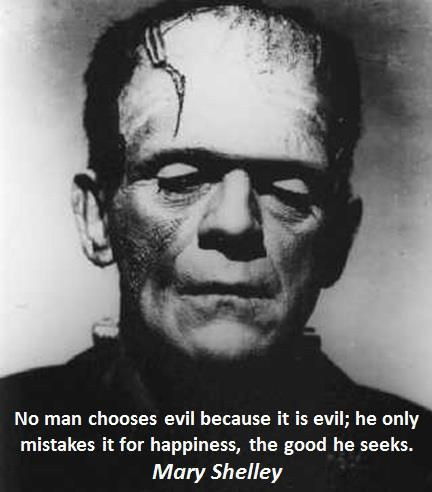 frankenstein mary shelley essays