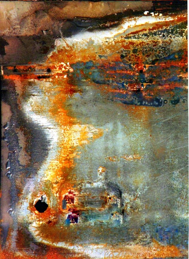rust as art I just love a good reaction to my Art!