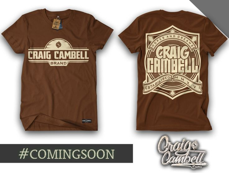 COMINGSOON!!! @craigcambell_id