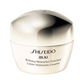 Крем для лица Shiseido iBUKI Refining Moisturizer Enriched Обогащенный увлажняющий крем, выравнивающий поверхность кожи. фото