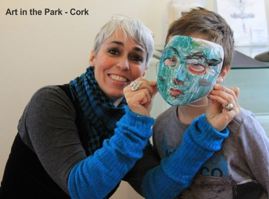 Kids Workshops with Patricia Gurgel-Segrillo - Craft in Ireland event