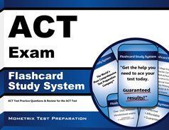 You can succeed on the ACT test by preparing in depth for the different question types and being able to take difficult questions and break them down into easier parts that you can quickly solve. #act #testprep #college www.mo-media.com/act www.flashcardsecrets.com/act