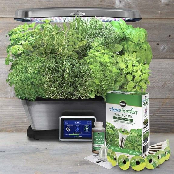 Aerogarden Bounty Elite Kit Plants For Raised Beds 400 x 300