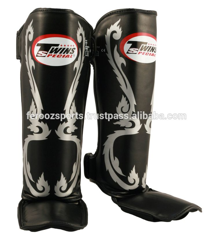 Twins Special Muay Thai Shin Pads Shin Guards Pro Genuine Leather/Artificial Leather