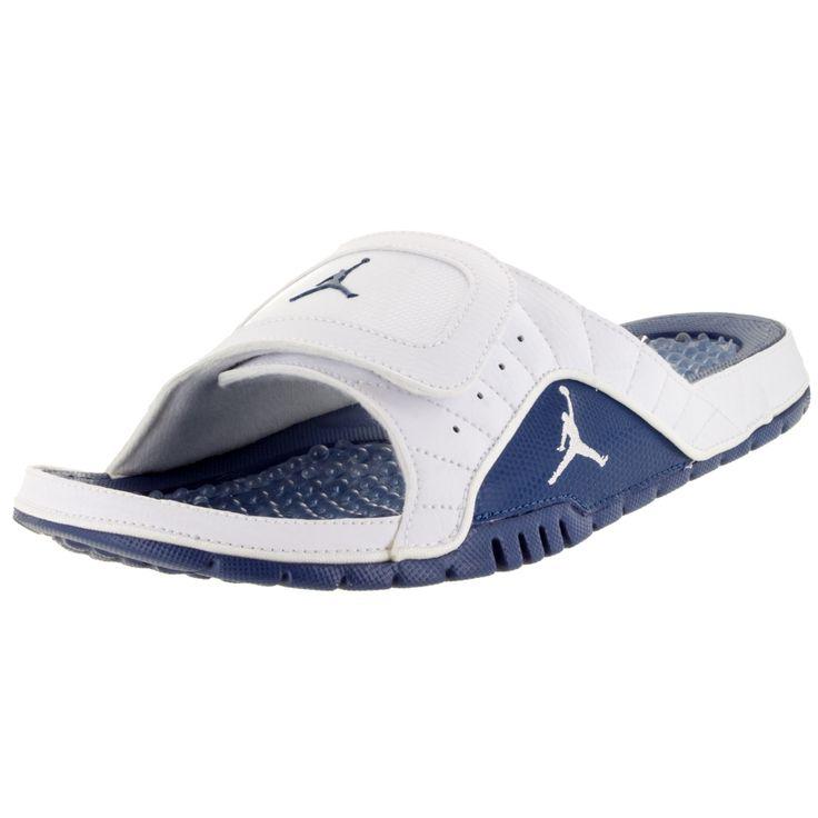 Nike Jordan Men's Hydro Xii Retro /French Blue/Varsity Red Sandal