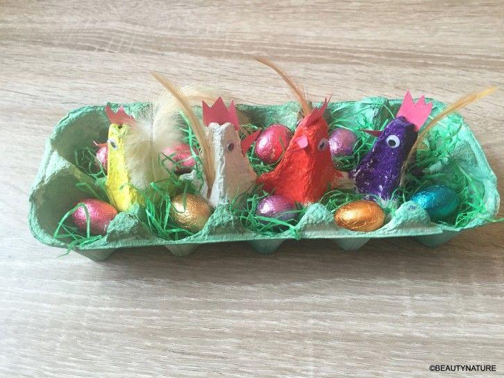 Osternest basteln DIY