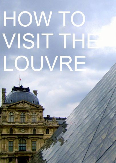 Best tips for visiting the Louvre in Paris and avoiding the lines. #travel #france