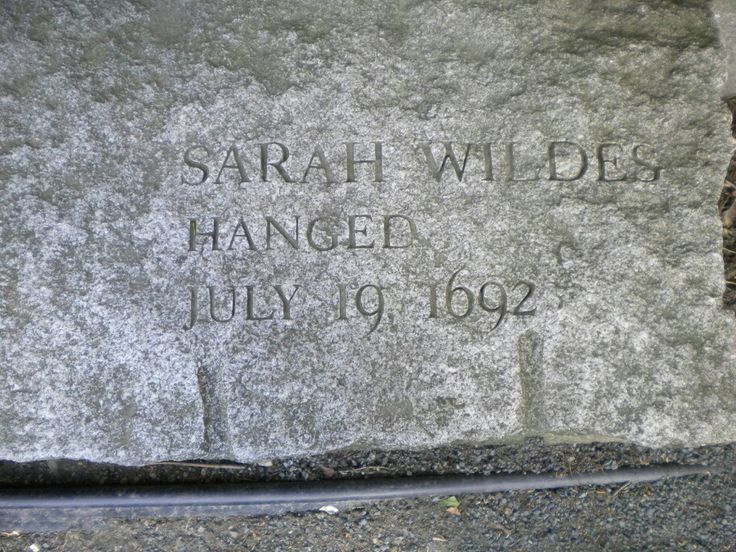 witchcrafth the salem witch trials The salem witch trials start in massachusetts during the 1690's when 3 sick girls are said to be affected by witch craft the first three women the girls blamed of witchcraft were tituba, sarah goode, and sarah osborne.