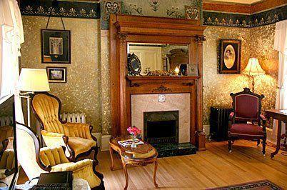 Brumder Mansion photos | Brumder Mansion B&B Interior Gold Rez