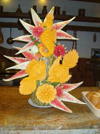 99 les meilleures images concernant sculpture de fruit sur pinterest sculpture recherche et - Sculpture sur fruit ...