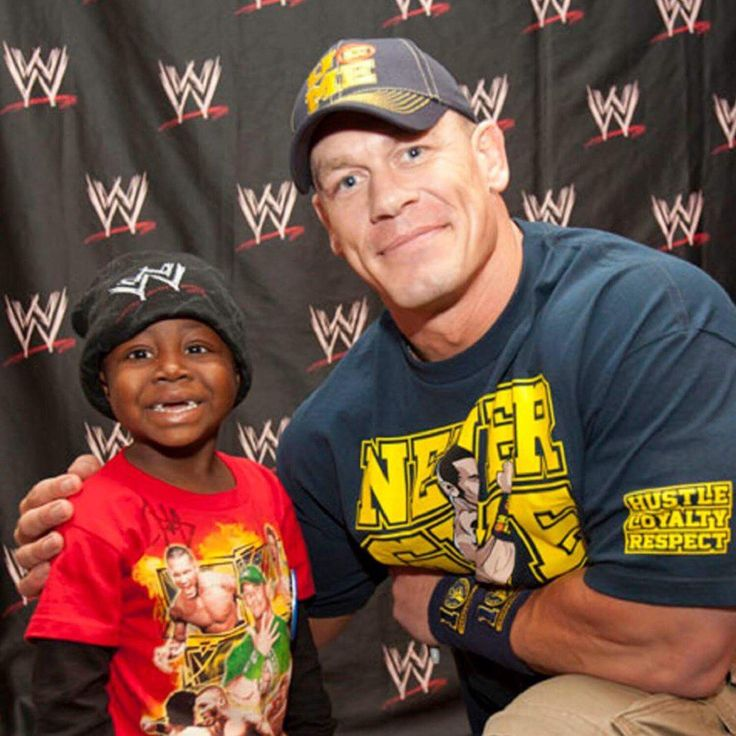 John Cena is a superstar who has made more than 400 wishes come true!  Professional wrestler, John Cena is the record holder for the number of wishes made by one person for Make-A-Wish foundation. The superstar helps seriously ill children and fulfills their desires. John, who realized more than 450 wishes, said: «I can not imagine any greater honor than when a child prefers to spend his time with me. I will continue to make their wishes as long as there are children who want to stay with…