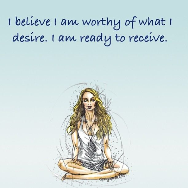 Gabrielle Bernstein... Breathe. Receive. Breathe.