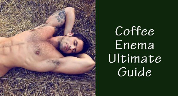 Coffee enema how to guide for men!  #male #enema #douche #gay #bottom