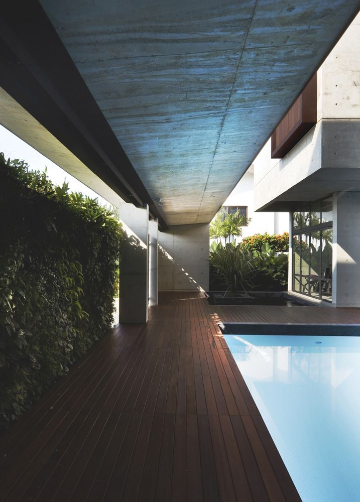 The Apartment House, Formwerkz Architects