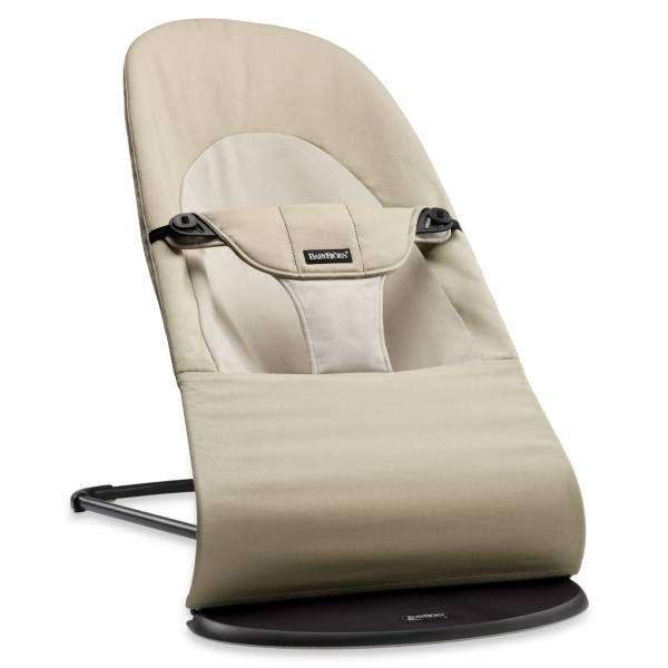Product Image for BABYBJORN® Bouncer Balance Soft in Khaki 1 out of 3