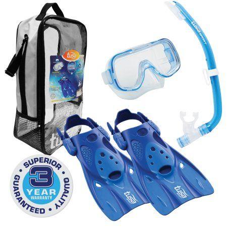 Sports Outdoors Snorkeling Snorkel Set Best Scuba Diving