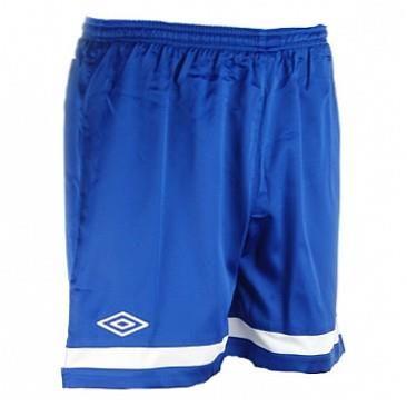 Синие шорты umbro динамо