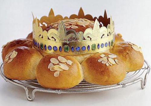 More Three Kings Day Bread Swiss@Pennfoster #bemorefestive #choosetobemorefestive