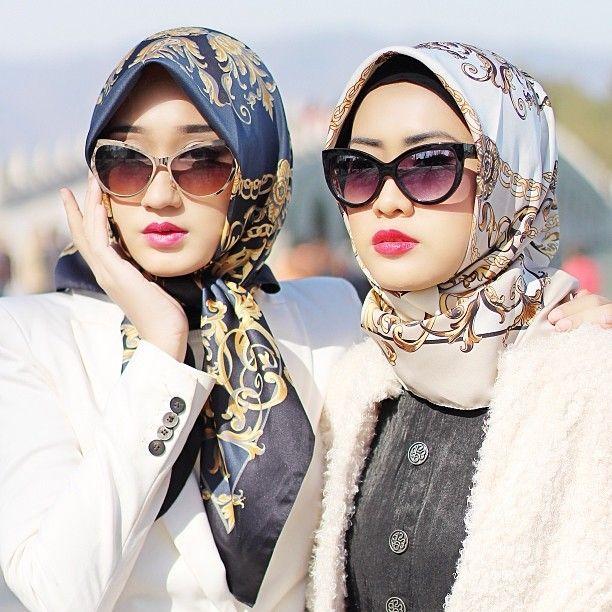 Dian Pelangi and Lulu Elhasbu | Uploaded by Suheri034