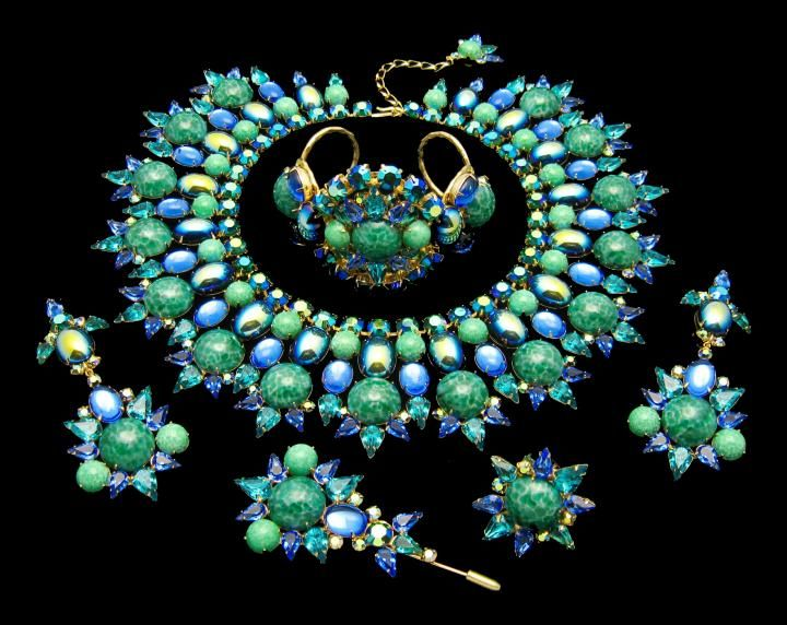 Collecting Vintage and Contemporary Jewelry: October 2010