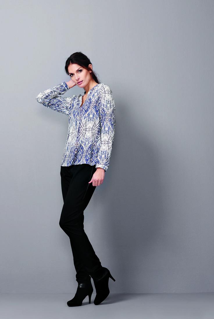 soyaconcept - shirt - blouse - tunic - pants