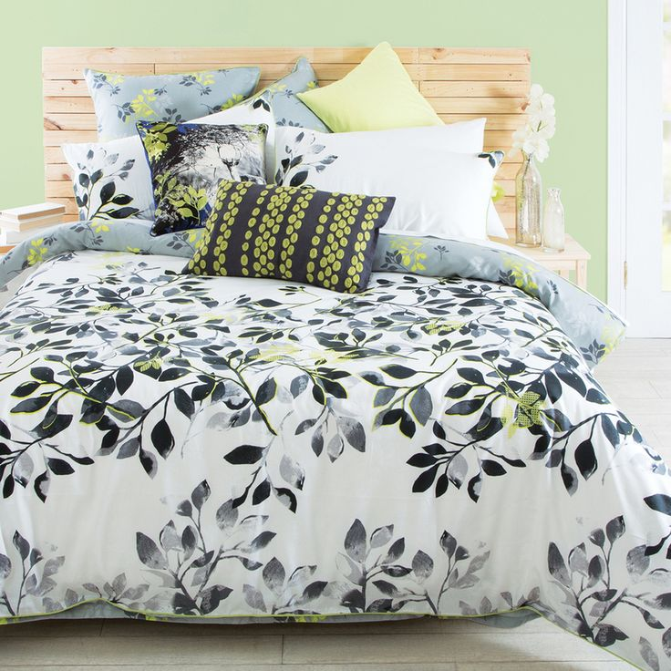 KAS Willow Super King Quilt Cover Set