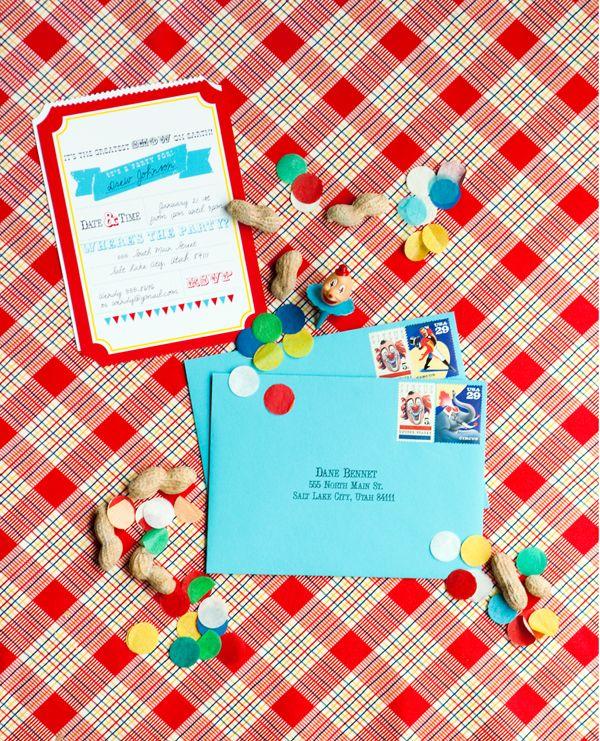 invited: Circus Theme, Printable Templates, Parties Printable, Circus Carnivals Parties, Birthday Parties Ideas, Free Printable, Circus Parties, Parties Invitations, Birthday Ideas