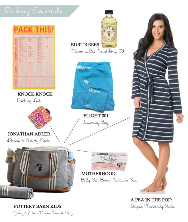 Taking a babymoon? Pack these essentials! #travel #babymoon #pregnancy