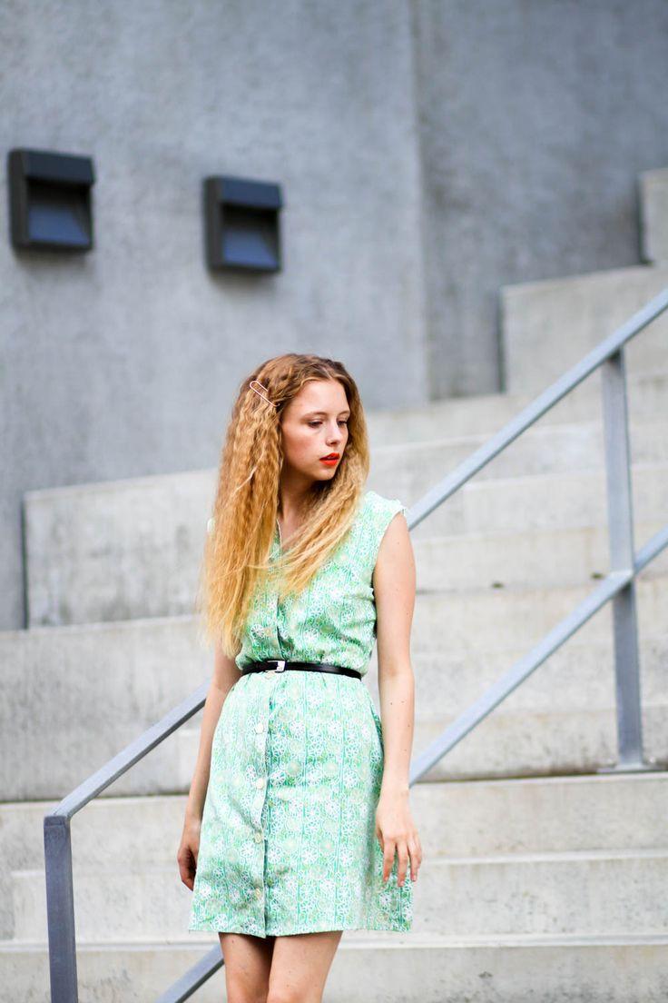 GREEN DRESS   MARIE MYRHORJ   WWW.NEMESISBABE.DK