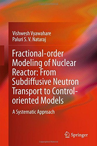 Fractional-order Modeling of Nuclear Reactor: From Subdiffusive Neutron Transport to Control-oriented Models: A Systematic Approach #NuclearReactors