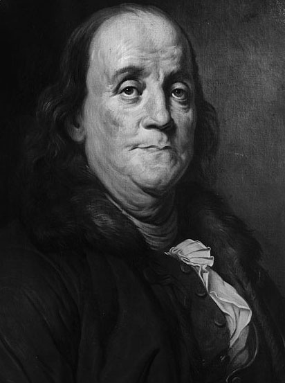 the life and contributions of benjamin franklin Benjamin franklin why do we remember  identify the contributions made by these figures: benjamin franklin  document 10 -the private life of the late benjamin.