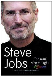 Karen Blumenthal's excellent biography of Steve Jobs, The Man Who Thought Different, available for just Rs 56 on the Kindle. Staggeringly good deal. http://www.ebookbargains.in/2015/01/hunting-for-jobs-karen-blumenthals.html