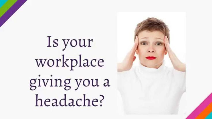 Is your workplace giving you a headache? Chiropractic care may help defeat the pain.