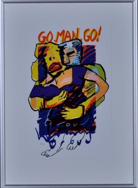 Herman Brood: Go man, go!