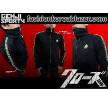 Jaket Genji Sporty Edition IDR : Rp 220.000 CP ; 085740000609