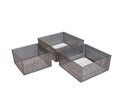 Metal Mesh Baskets - Complete Pad ®