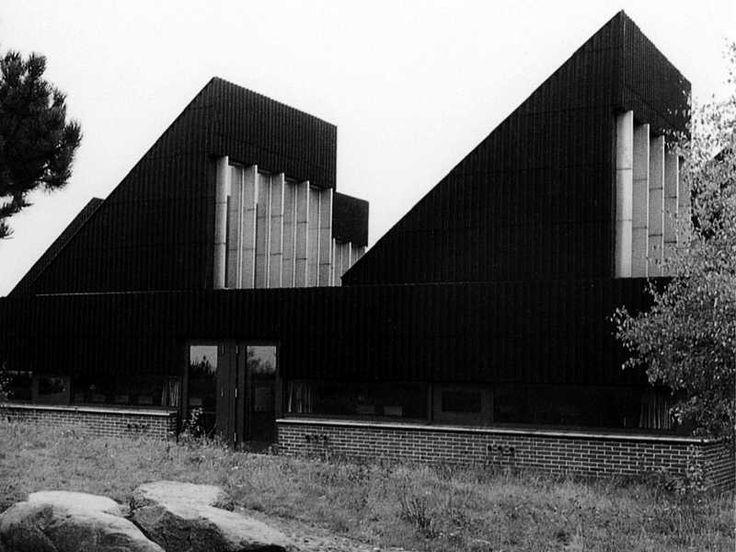Friis & Moltke - Projekter - Silkeborg Amtsgymnasium
