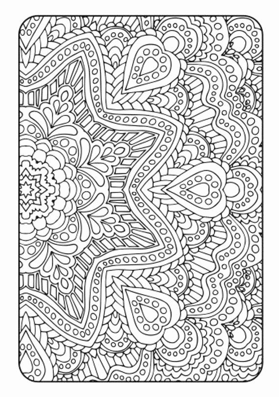 21 Color Therapy Coloring Book In 2020 Coloring Book Art Art Therapy Coloring Book Coloring Pages