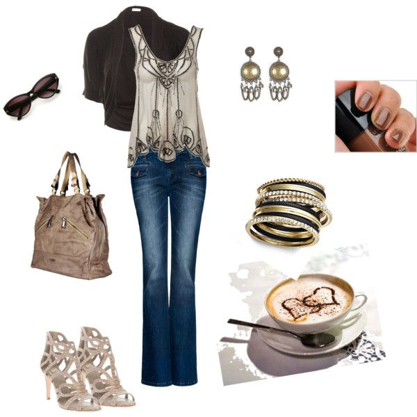 OutfitShoes, Dates Night Outfit, Fashion, Clothing Sho, Shirts, Girls Night, Dates Outfit, Tanks Tops, Dreams Closets