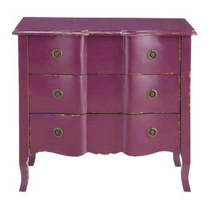 Commode violette - Figue