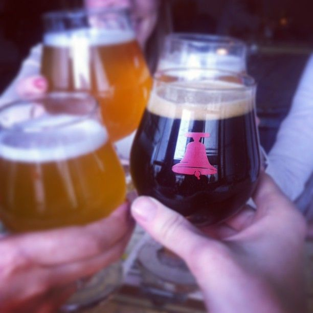 Bellwoods Brewery is a must try!